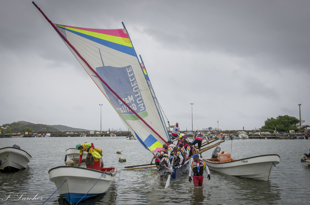 Courses de yoles en Martinique 160308011625106965