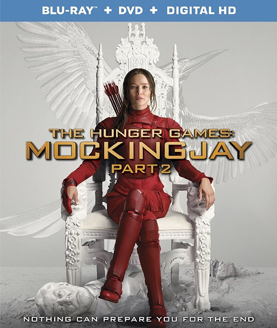 The Hunger Games: Mockingjay - Part 2 (2015) poster image