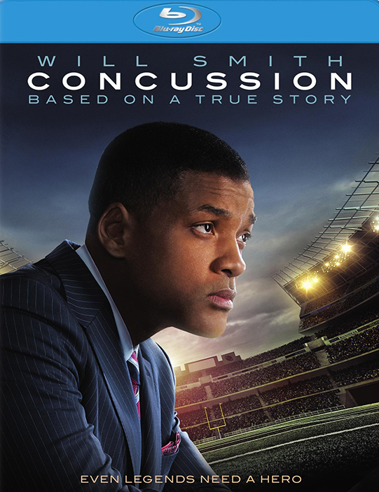 Concussion (2015) poster image
