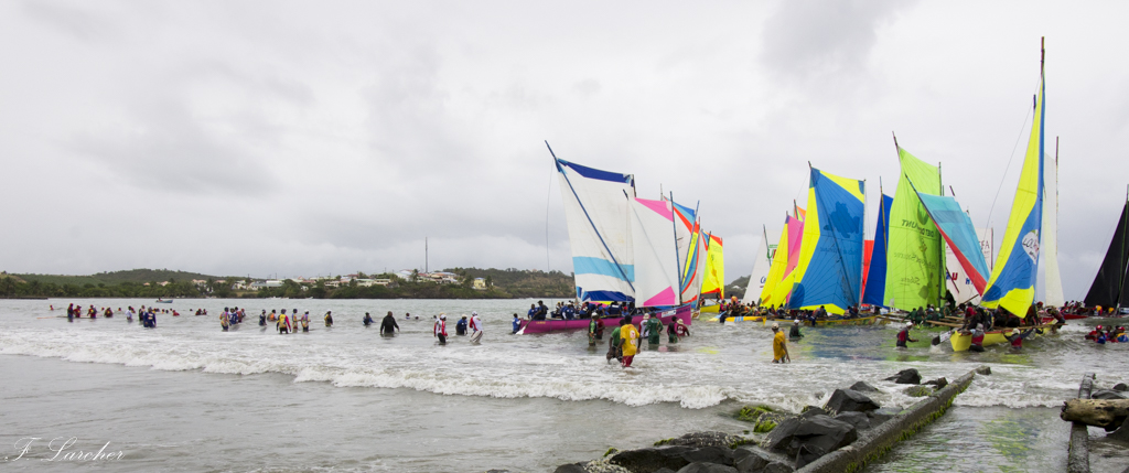 Courses de yoles en Martinique 160309101521336587