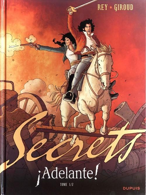 Secrets Adelante 2 tomes
