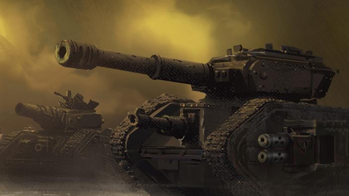 Warhammer 40,000: Armageddon - Golgotha image 2