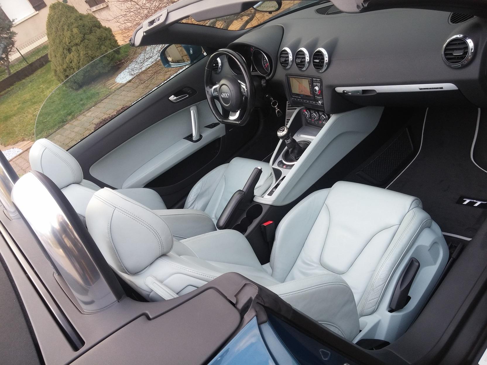 TT Roadster 3.2 V6 16031008131251374