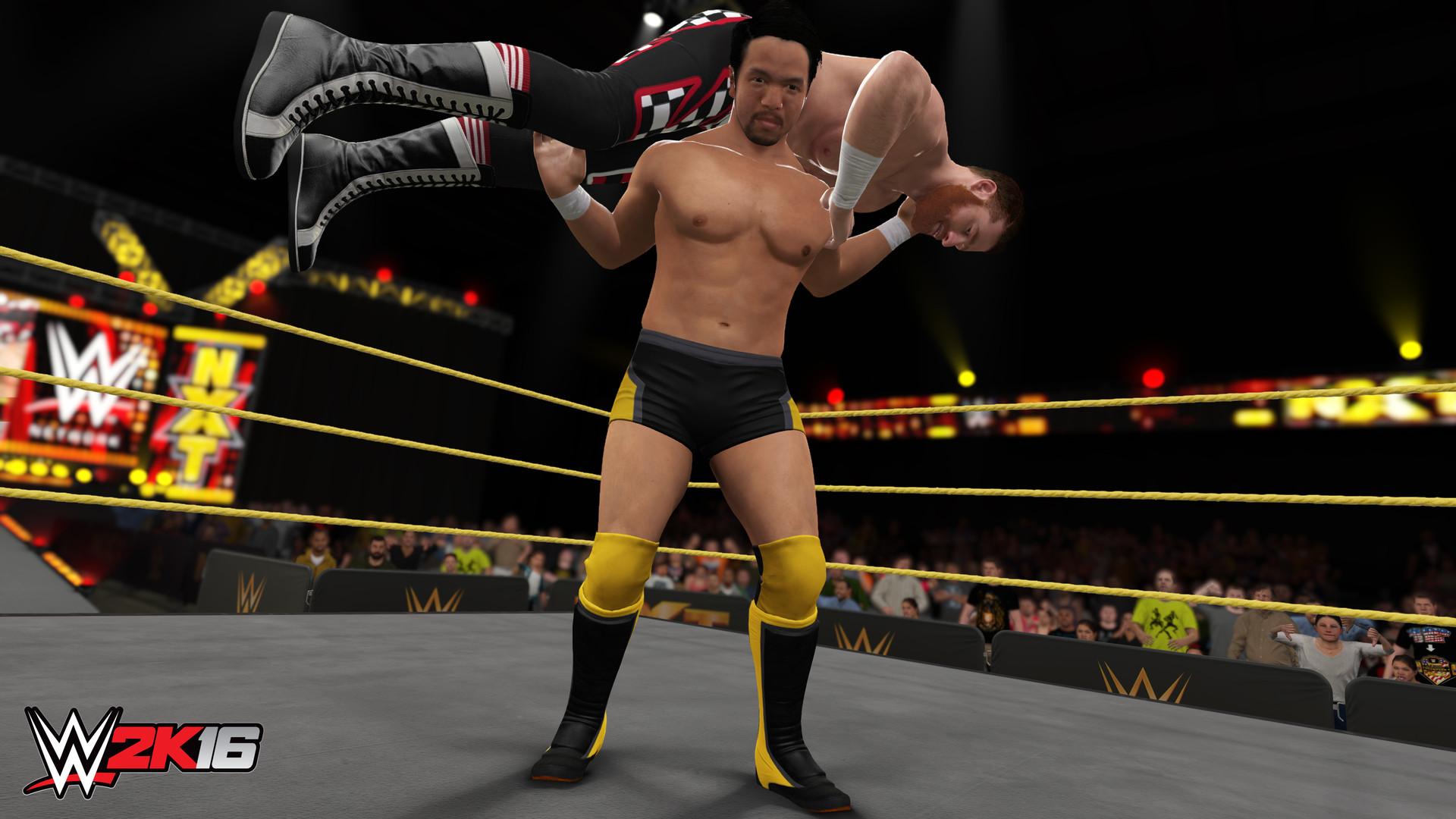 WWE 2K16 image 3