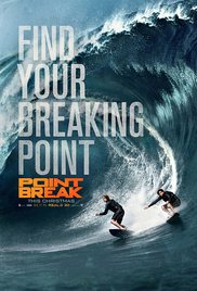 Point Break (2015) poster image