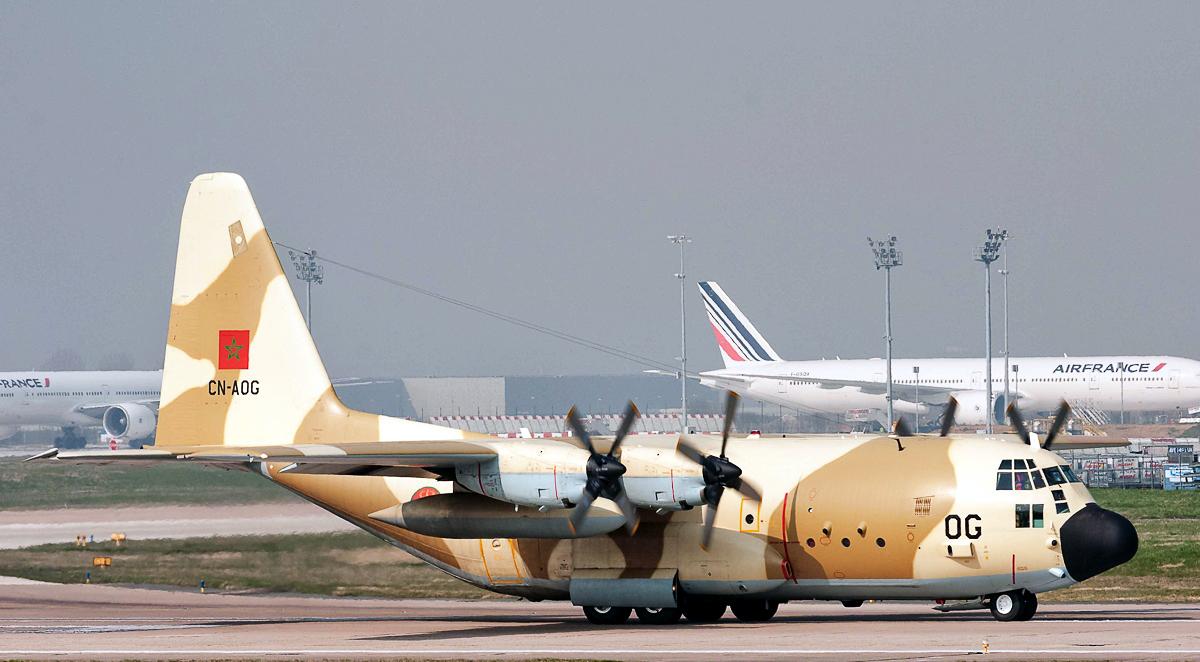 FRA: Photos d'avions de transport - Page 25 160314041647611969