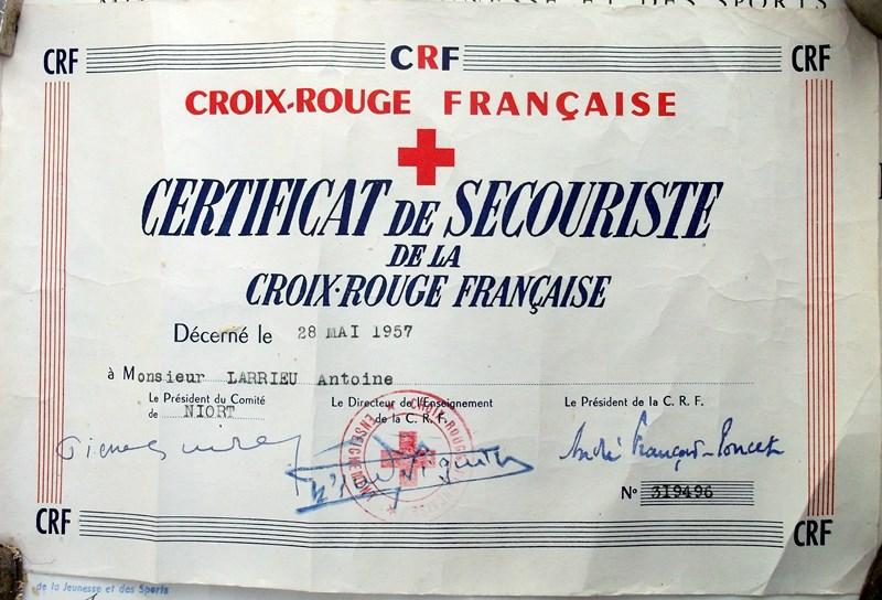 mon enfance ,en brigade à Lezay(79)en 1956 - Page 2 16031406414055749