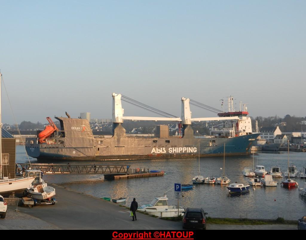[Vie des ports] LE PORT DE CONCARNEAU - Volume 006 - Page 40 160315032613578915