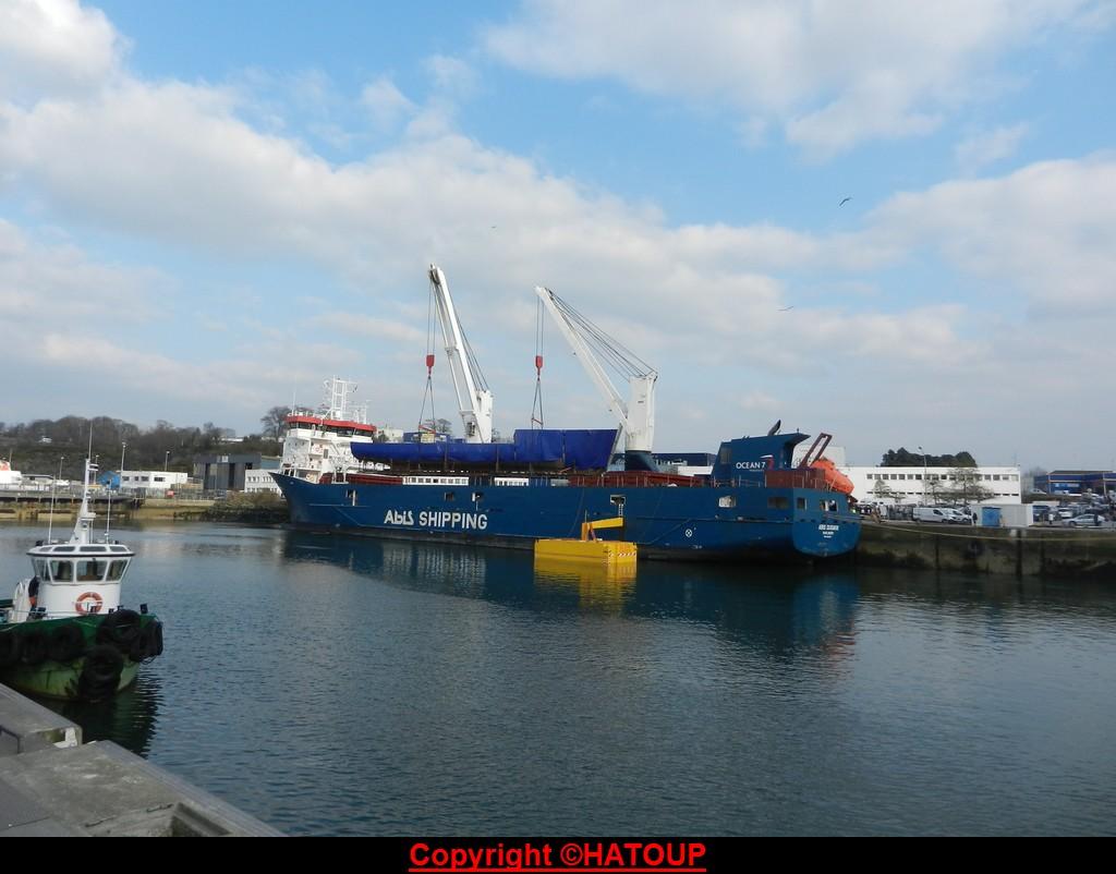 [Vie des ports] LE PORT DE CONCARNEAU - Volume 006 160317023023961759