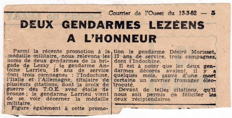 mon enfance ,en brigade à Lezay(79)en 1956 - Page 2 160319023905191177