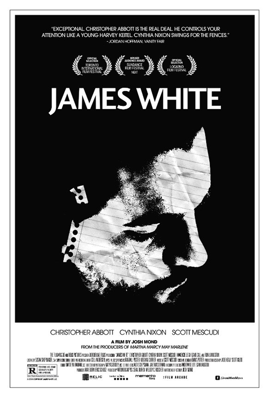 James White (2015) poster image