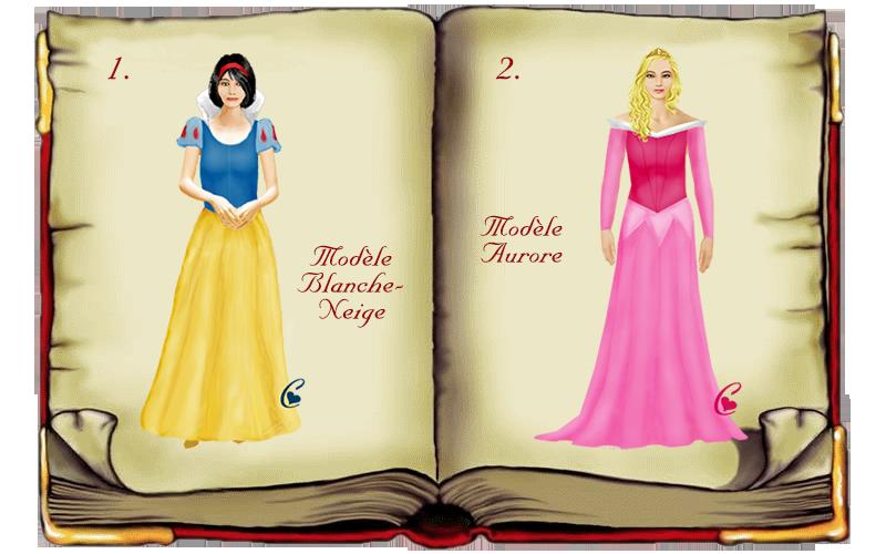 """[Couture] Collection """"Disney"""" pour femmes 16032401561755121"""