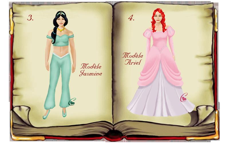 """[Couture] Collection """"Disney"""" pour femmes 160324015619603655"""