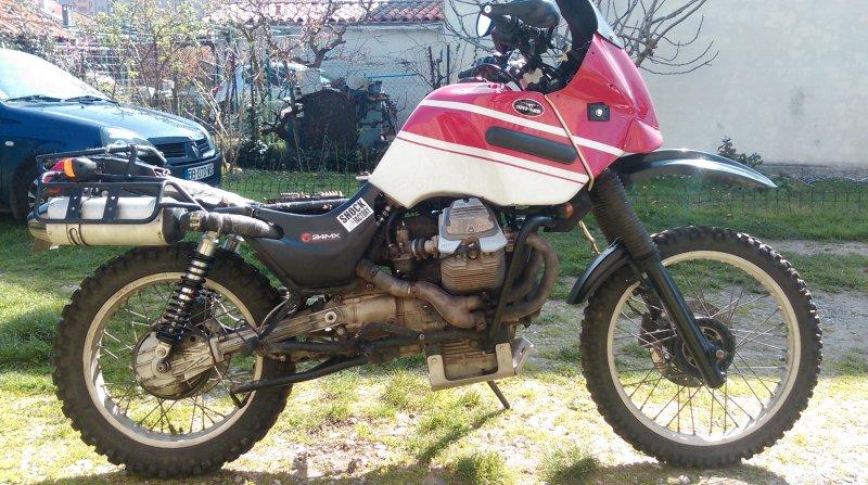 Guzzi 750 NTX revenue de loin - Page 8 16032402171162471