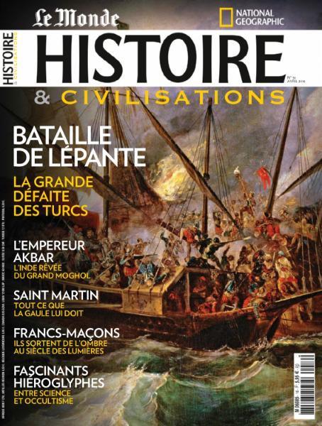 Histoire & Civilisations N°16 - Avril 2016
