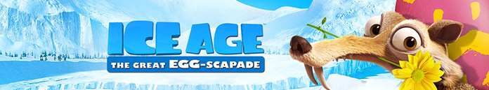 Poster for Ice Age: The Great Egg-Scapade