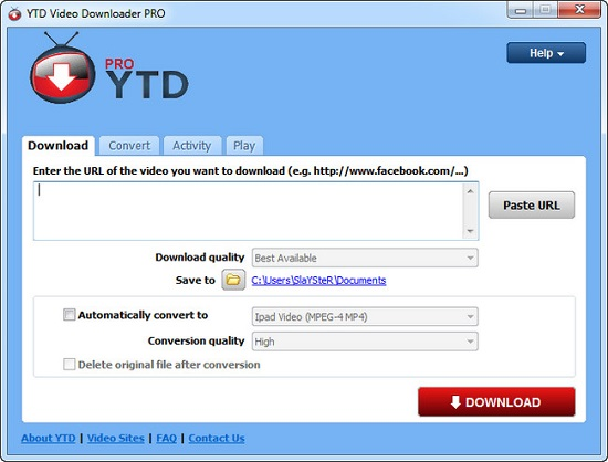 YTD Video Downloader Pro 5.3.0.1 Final Multilanguage Portable