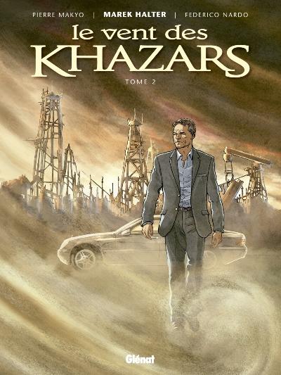 Le Vent des Khazars 2 Tomes
