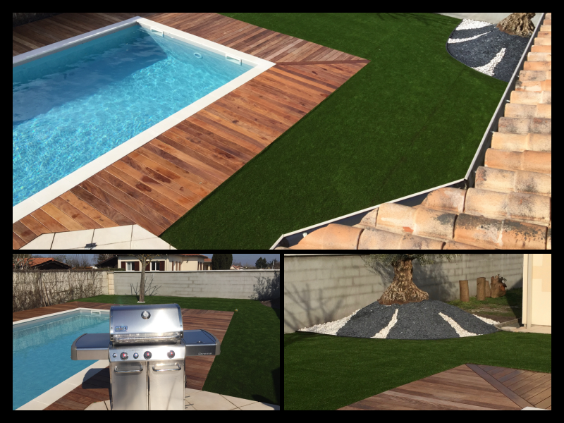 piscine traditionelle 8x4 m poolhouse red cedar piscines r alisations. Black Bedroom Furniture Sets. Home Design Ideas