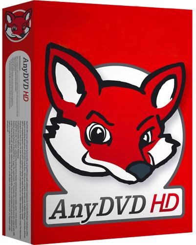 AnyDVD HD 7.6.9.3 Multilingual