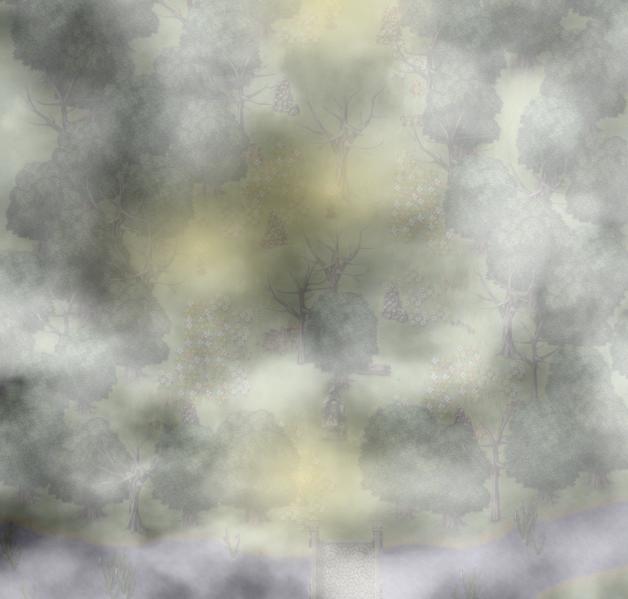 Boix brumeux fog