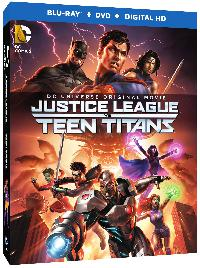 Justice League vs. Teen Titans (2016) poster image