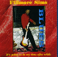 Clarence 'Guitar' Sims,  aka Fillmore Slim 160331105717723231
