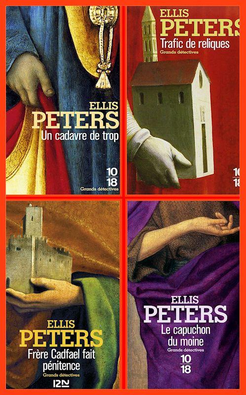 Peters Ellis - Les 21 tomes de la série Cadfael