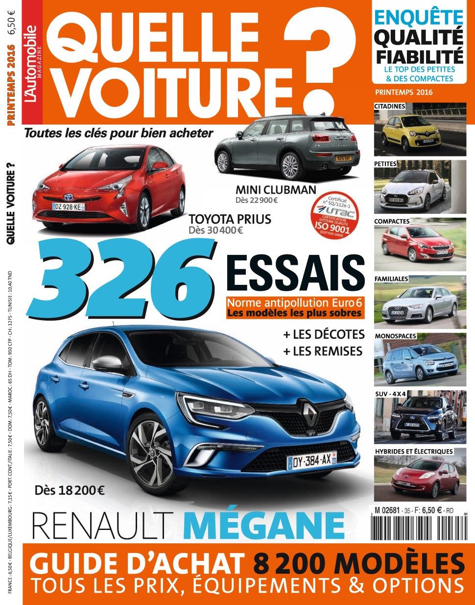 magazine l 39 automobile magazine hors s rie n 65. Black Bedroom Furniture Sets. Home Design Ideas