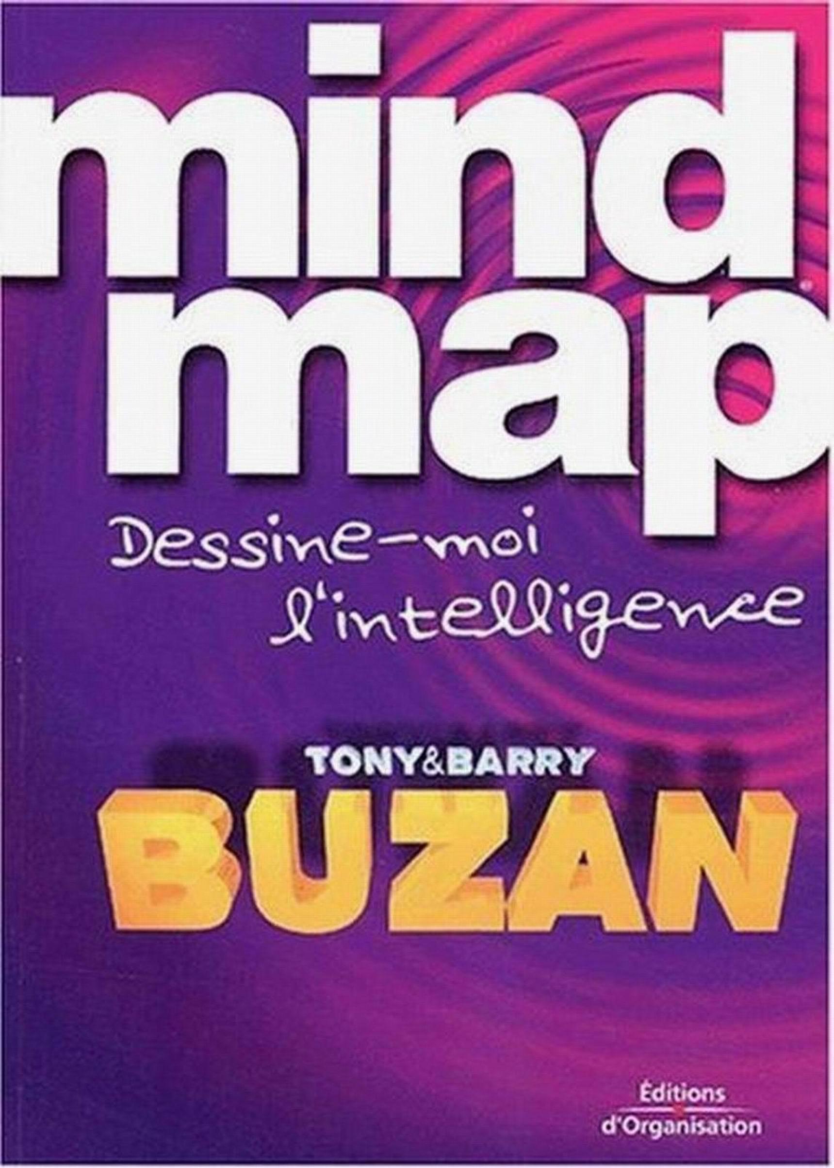 DESSINES MOI L INTELLIGENCE DE TONY BUZAN