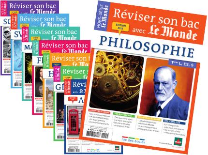 Reviser son BAC avec Le Monde (Programme 2013)