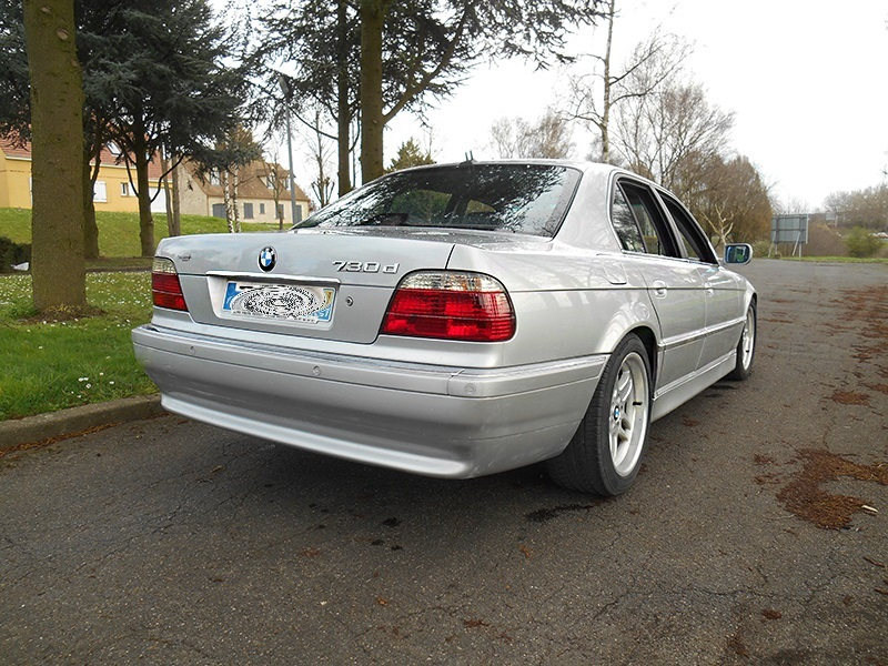 BMW 730DA Pack de Dimitri 160406081253520305