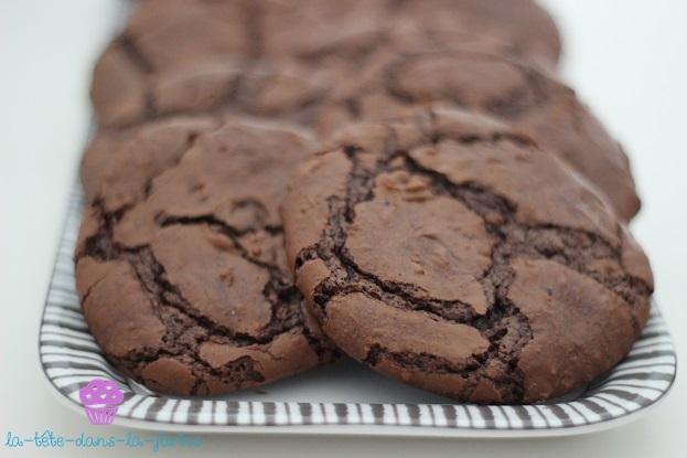 cookies brownies sans gluten