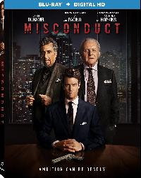 Misconduct (2016) poster image