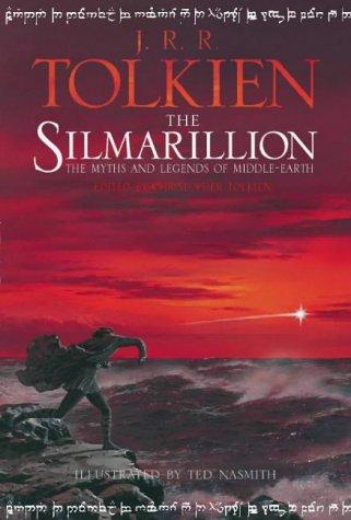 J.R.R Tolkien - Le Silmarillion (version illustrée)