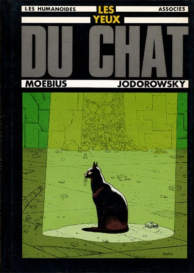 Les Yeux du Chat One Shot 1978 PDF