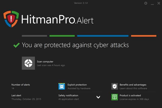 HitmanPro.Alert 3.1.9 Build 364 Multilingual
