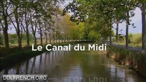Le canal du Midi HDTV