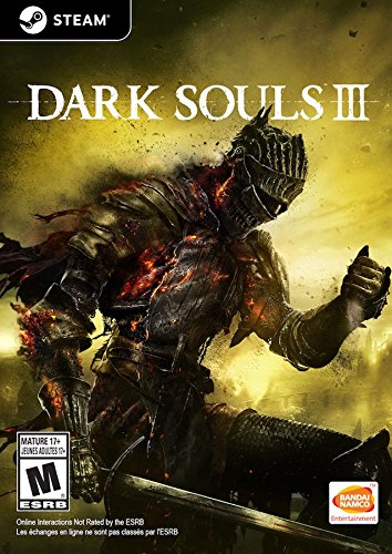 Poster for Dark Souls III