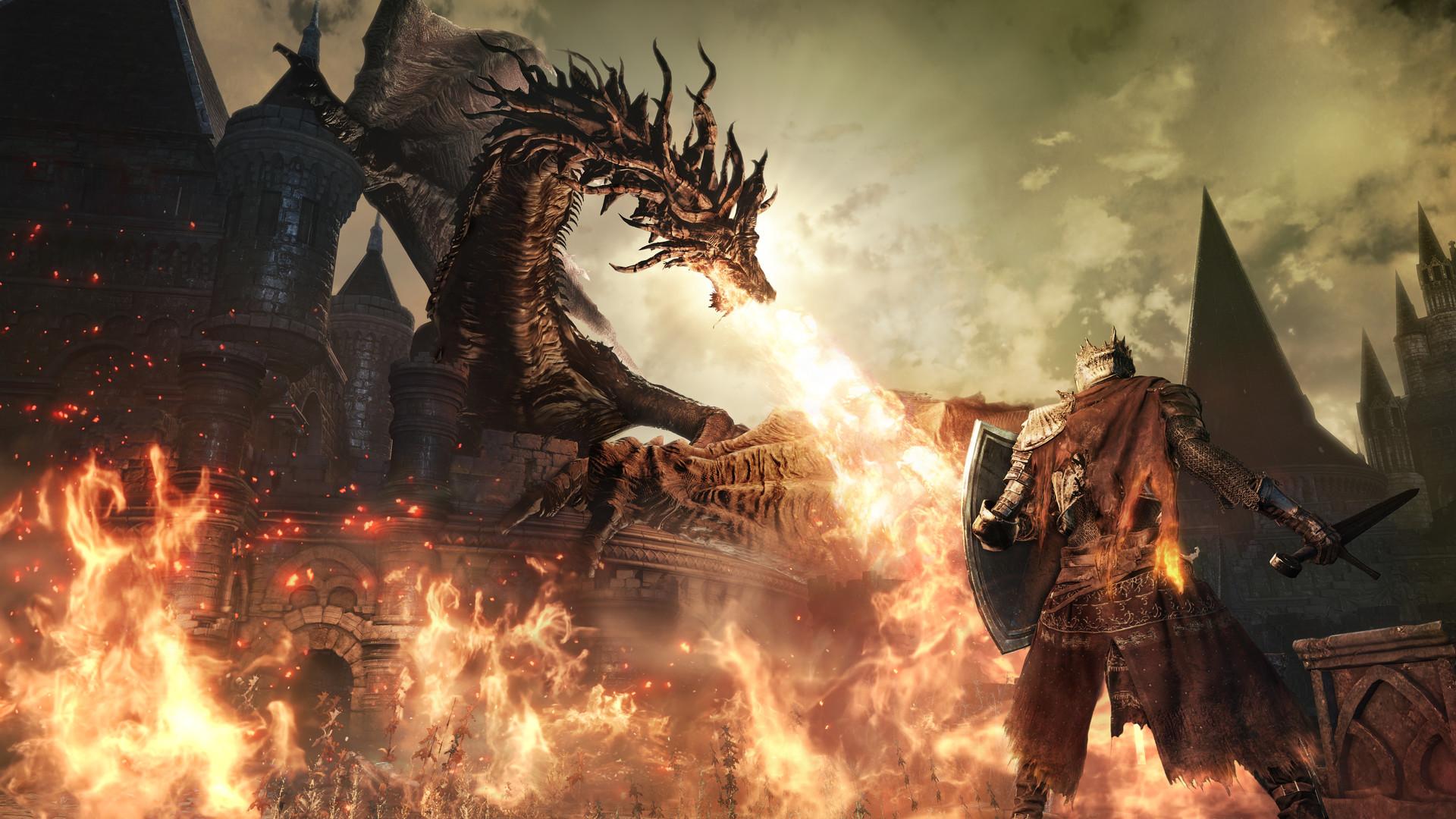 Dark Souls III image 1