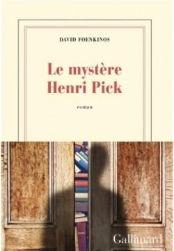 Le mystère Henri Pick - Foenkinos David