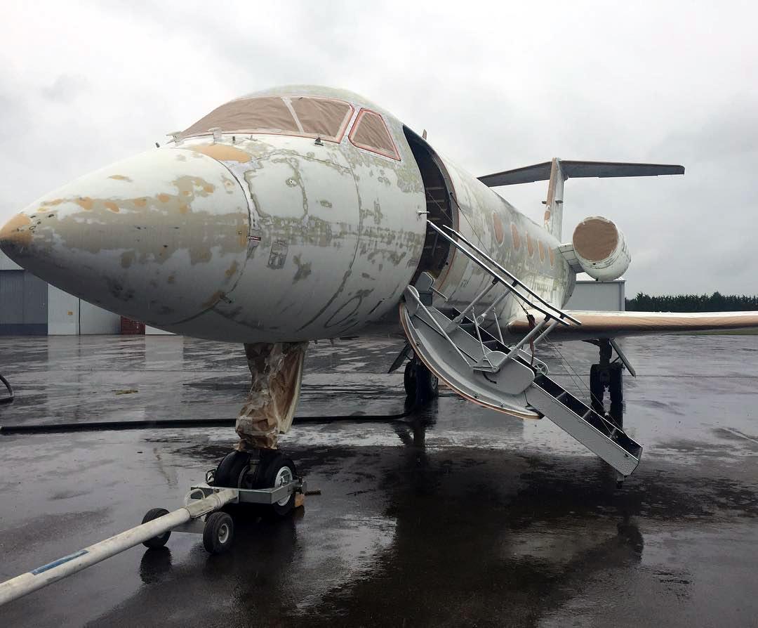 FRA: Avions VIP, Liaison & ECM - Page 13 160412042407547960