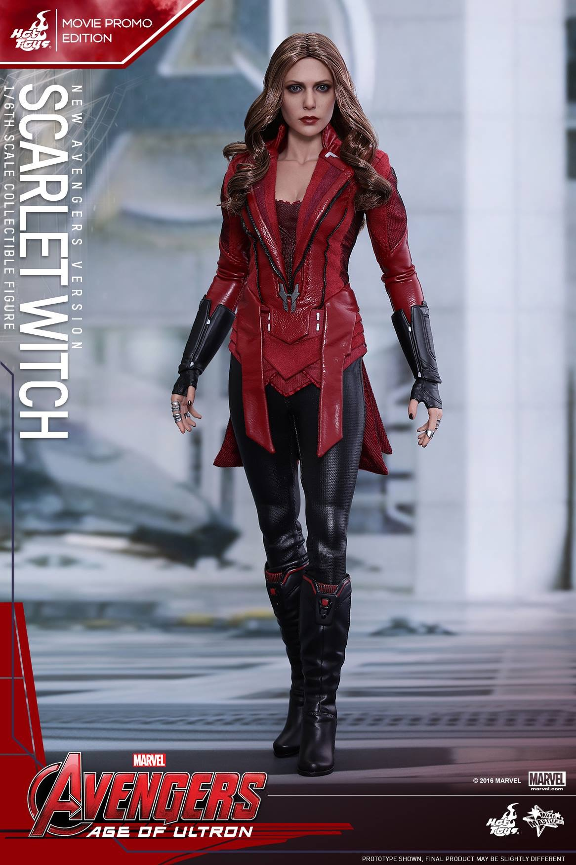 AVENGERS 2 : AGE OF ULTRON - SCARLET WITCH (MM$357) 160415024940506625