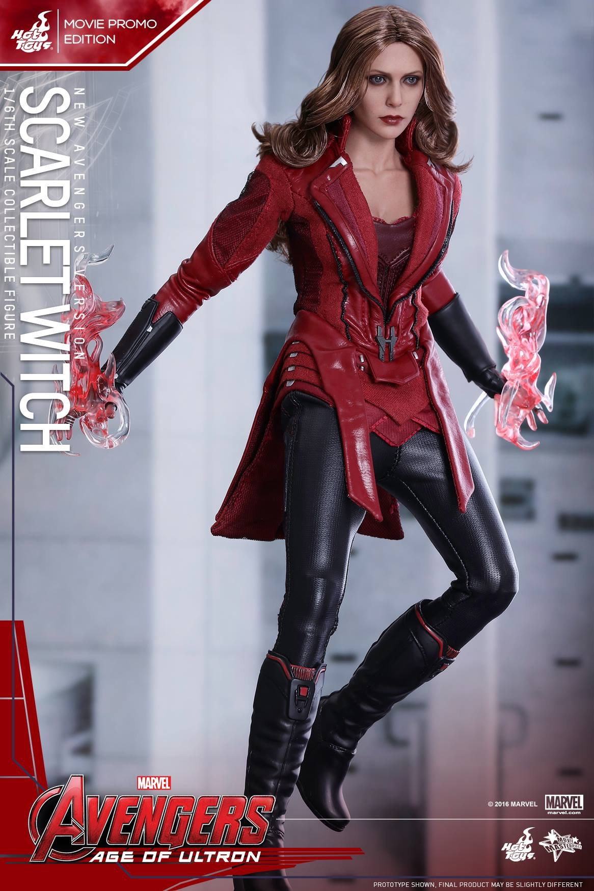 AVENGERS 2 : AGE OF ULTRON - SCARLET WITCH (MM$357) 160415024942747780