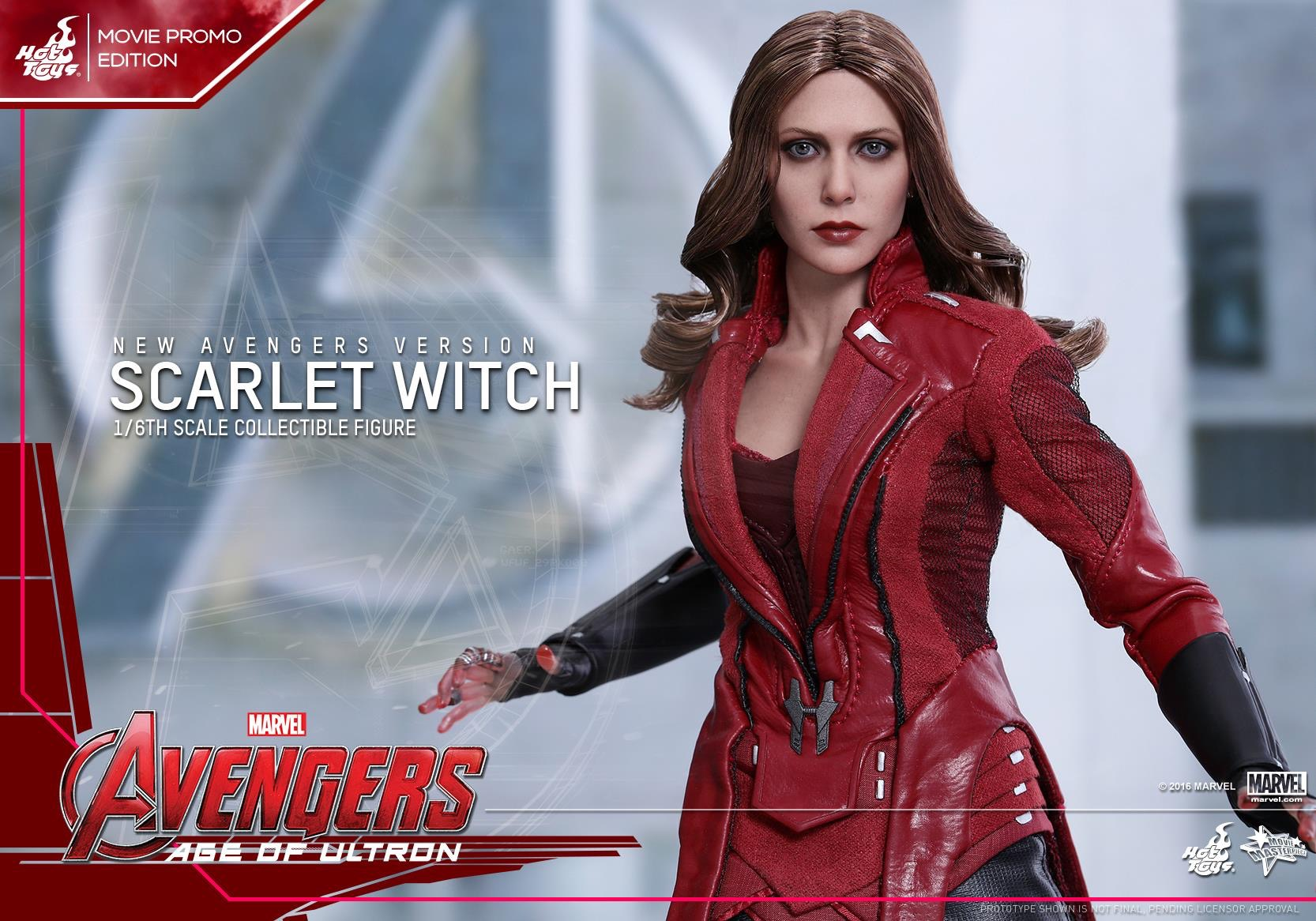 AVENGERS 2 : AGE OF ULTRON - SCARLET WITCH (MM$357) 160415024943483572