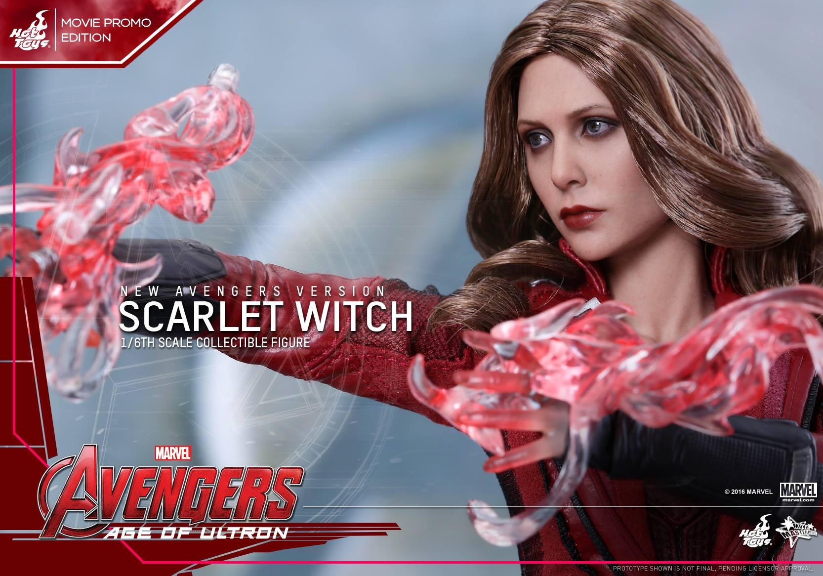 AVENGERS 2 : AGE OF ULTRON - SCARLET WITCH (MM$357) 160415024943619839