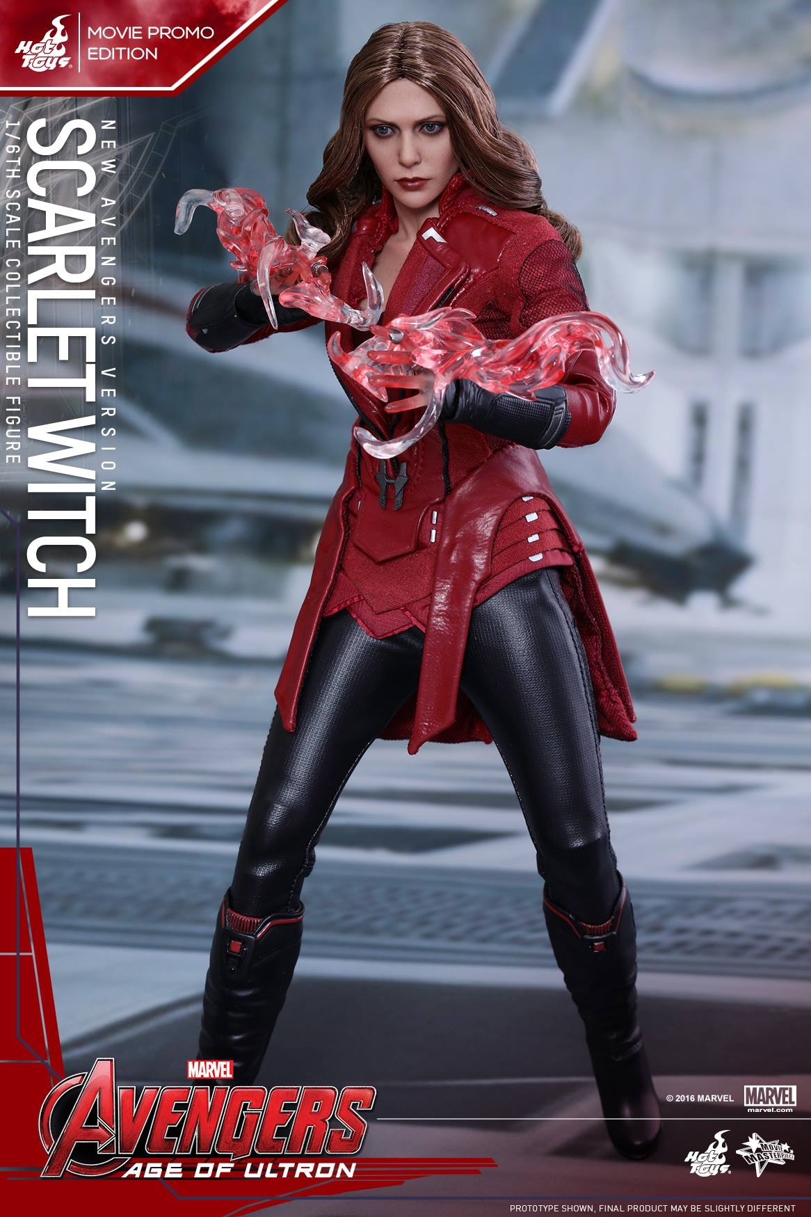 AVENGERS 2 : AGE OF ULTRON - SCARLET WITCH (MM$357) 160415024953494262