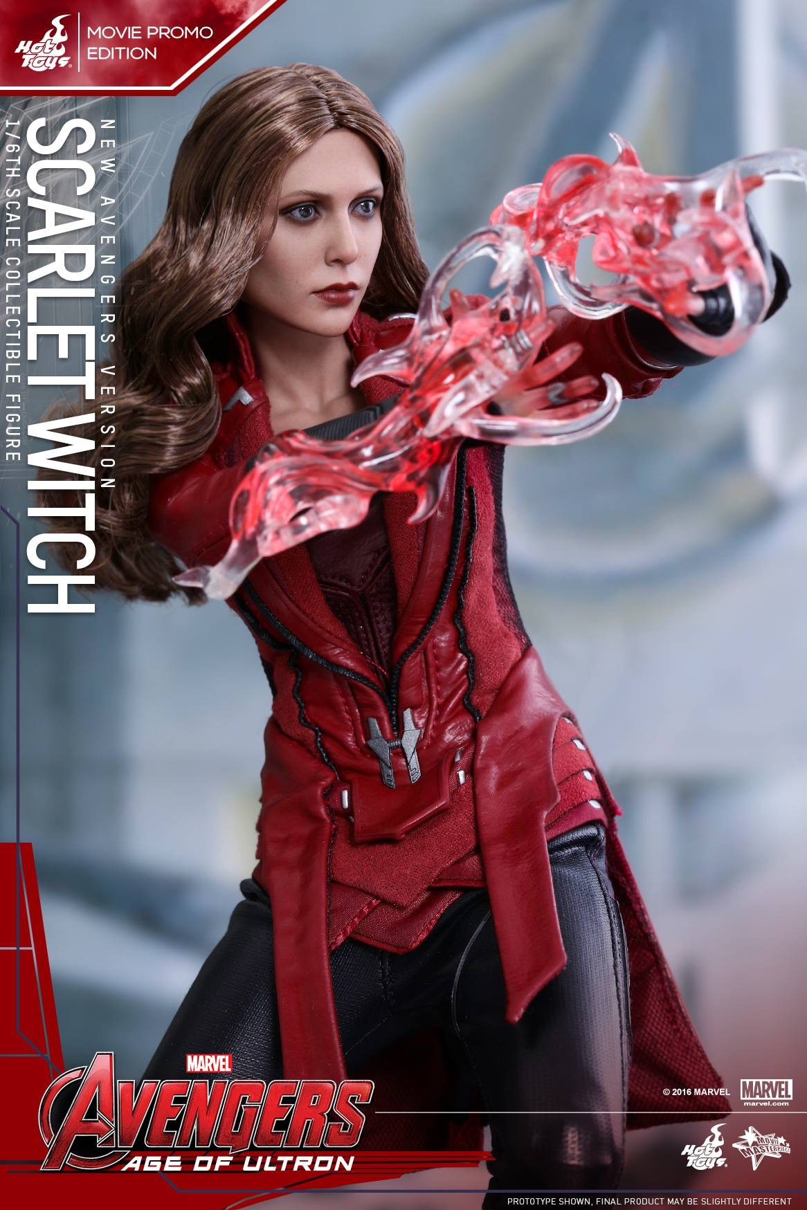 AVENGERS 2 : AGE OF ULTRON - SCARLET WITCH (MM$357) 160415024954483856