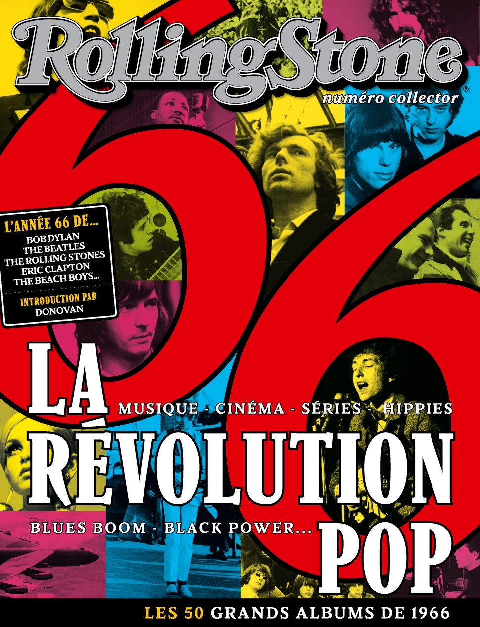 Rolling Stone Hors-Série N°29 - Collector 2016