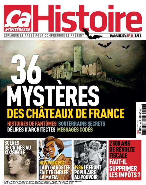 Ça M'Intéresse Histoire N°36 - Mai /Juin 2016